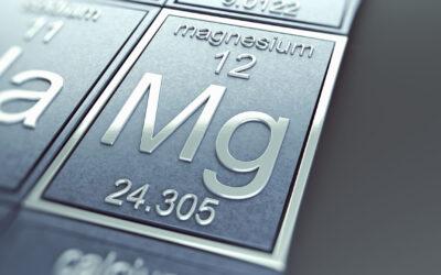 Vloga magnezija v telesu